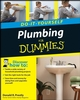 Plumbing Do-It-Yourself For Dummies (0470173440) cover image