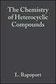 The Chemistry of Heterocyclic Compounds, Volume 13, Triazines (0470378840) cover image