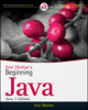 Ivor Horton's Beginning Java, Java 7 Edition (0470404140) cover image