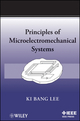 Principles of Microelectromechanical Systems (0470466340) cover image
