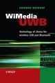 WiMedia UWB: Technology of Choice for Wireless USB and Bluetooth (0470518340) cover image