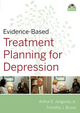 Evidence-Based Psychotherapy Treatment Planning for Depression DVD, Workbook, and Facilitator's Guide Set (0470621540) cover image