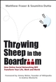 Throwing Sheep in the Boardroom: How Online Social Networking Will Transform Your Life, Work and World (0470740140) cover image