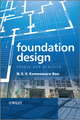 Foundation Design: Theory and Practice (0470825340) cover image