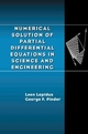 Numerical Solution of Partial Differential Equations in Science and Engineering (0471359440) cover image