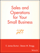 Sales and Operations for Your Small Business (0471397040) cover image