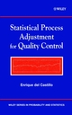 Statistical Process Adjustment for Quality Control (0471435740) cover image