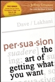 Persuasion: The Art of Getting What You Want (0471730440) cover image