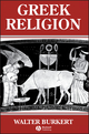 Greek Religion: Archaic and Classical (0631156240) cover image