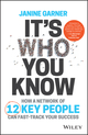 It's Who You Know: How a network of 12 key people can fast-track your success (0730336840) cover image
