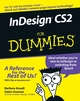 InDesign CS2 For Dummies (0764598740) cover image