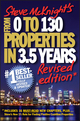 From 0 to 130 Properties in 3.5 Years, Revised Edition (1118338340) cover image