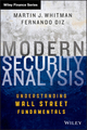 Modern Security Analysis: Understanding Wall Street Fundamentals (1118390040) cover image