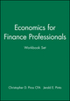 Economics for Finance Professionals Workbook Set (1118479440) cover image