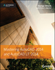 Mastering AutoCAD 2014 and AutoCAD LT 2014: Autodesk Official Press (1118575040) cover image