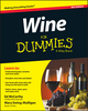 Wine For Dummies, 6th Edition (1119118840) cover image