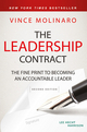The Leadership Contract: The Fine Print to Becoming an Accountable Leader, 2nd Edition (1119211840) cover image