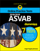 2018/2019 ASVAB For Dummies with Online Practice (1119476240) cover image