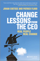 Change Lessons from the CEO: Real People, Real Change (1119943140) cover image