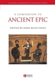 A Companion to Ancient Epic (1405105240) cover image