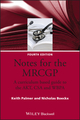 Notes for the MRCGP: A curriculum based guide to the AKT, CSA and WBPA, 4th Edition (1405157240) cover image