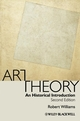 Art Theory: An Historical Introduction, 2nd Edition (1405184140) cover image
