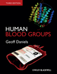 Human Blood Groups, 3rd Edition (1444333240) cover image