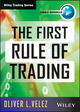 The First Rule of Trading (1592804640) cover image