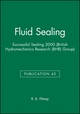 Fluid Sealing: Successful Sealing 2000 (1860582540) cover image