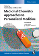Medicinal Chemistry Approaches to Personalized Medicine (3527333940) cover image