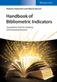 Handbook of Bibliometric Indices (3527337040) cover image
