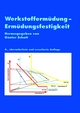 Werkstoffermüdung - Ermüdungsfestigkeit, 4. Auflage (3527625240) cover image