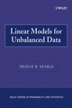 Linear Models for Unbalanced Data (0470040041) cover image