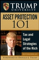 Trump University Asset Protection 101 (0470174641) cover image