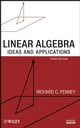 Linear Algebra: Ideas and Applications, 3rd Edition (0470178841) cover image