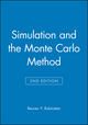Simulation and the Monte Carlo Method, 2nd Edition Set (0470345241) cover image
