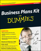 Business Plans Kit For Dummies, 3rd Edition (0470438541) cover image