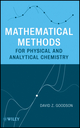 Mathematical Methods for Physical and Analytical Chemistry (0470473541) cover image