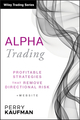 Alpha Trading: Profitable Strategies That Remove Directional Risk (0470529741) cover image