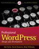 Professional WordPress: Design and Development (0470560541) cover image