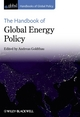 The Handbook of Global Energy Policy (0470672641) cover image