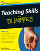 Teaching Skills For Dummies (0470740841) cover image