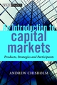 An Introduction to Capital Markets: Products, Strategies, Participants (0470851341) cover image