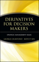 Derivatives for Decision Makers: Strategic Management Issues (0471129941) cover image