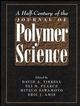 A Half-Century of the Journal of Polymer Science (0471178241) cover image