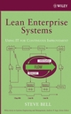 Lean Enterprise Systems: Using IT for Continuous Improvement (0471677841) cover image