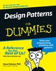 Design Patterns For Dummies (0471798541) cover image