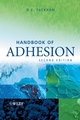 Handbook of Adhesion, 2nd Edition (0471808741) cover image