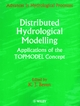Distributed Hydrological Modelling: Applications of the Topmodel Concept (0471977241) cover image