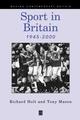 Sport in Britain 1945-2000 (0631171541) cover image